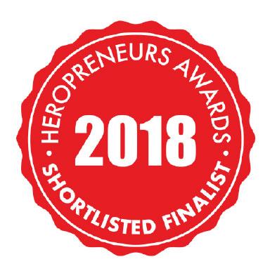 Heropreneurs award